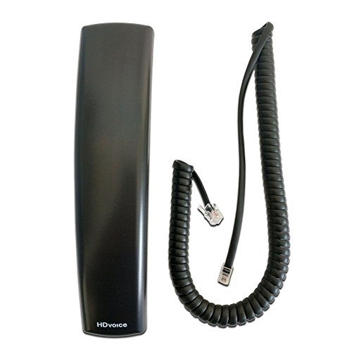 tible Handset with 9ft Curly Cord ()