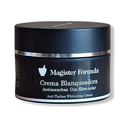 Crema Antimanchas Despigmentante 95 ml | Crema Blanqueadora facial | Crema Hidratante para la cara |