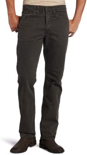 Lee Men's Regular Fit Straight Leg Jeans - Vintage
