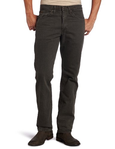 Lee Men's Regular Fit Straight Leg Jean, Fatigue, 38W x 32L by LEE