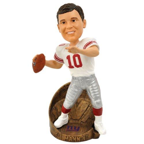 NFL New York Giants Super Bowl XLVI Champions MVP Ring Bobble, E. Manning