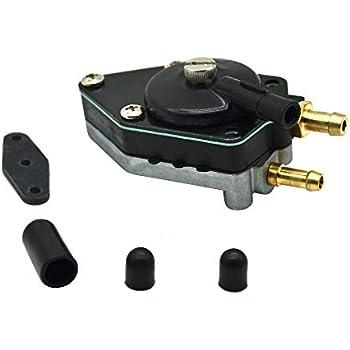 Amazon com: KIPA Fuel pump For Johnson and Evinrude 25-55 Hp
