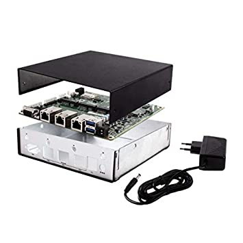 Opnsense Complete System with AMD APU2 °C4 Embedded Box: Amazon co