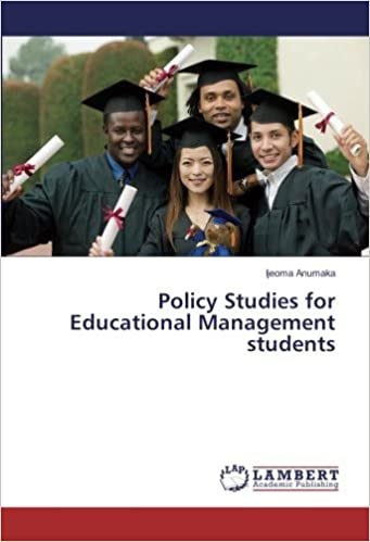 Policy Studies for Educational Management students