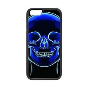 IPhone 6 Plus Skull Phone Back Case Art Print Design Hard Shell Protection YT102824
