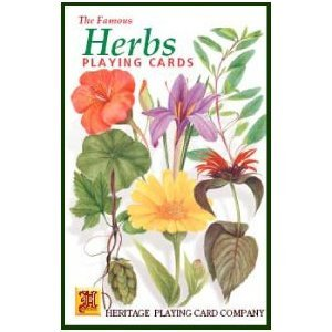 Misc Herbs (The Famous Herbs Playing Cards)