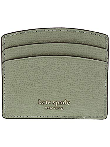 Womens Pistachio - Kate Spade New York Women's Sylvia Card Holder, Light Pistachio, Green, One Size