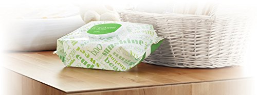 Amazon Elements Baby Wipes, Fresh Scent, 480 Count, Flip-Top Packs by Amazon Elements (Image #3)