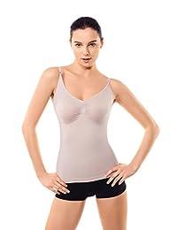 MD Women Shapewear Stretch Body Cami Shaper
