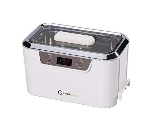 InvisiClean Professional Ultrasonic Cleaner
