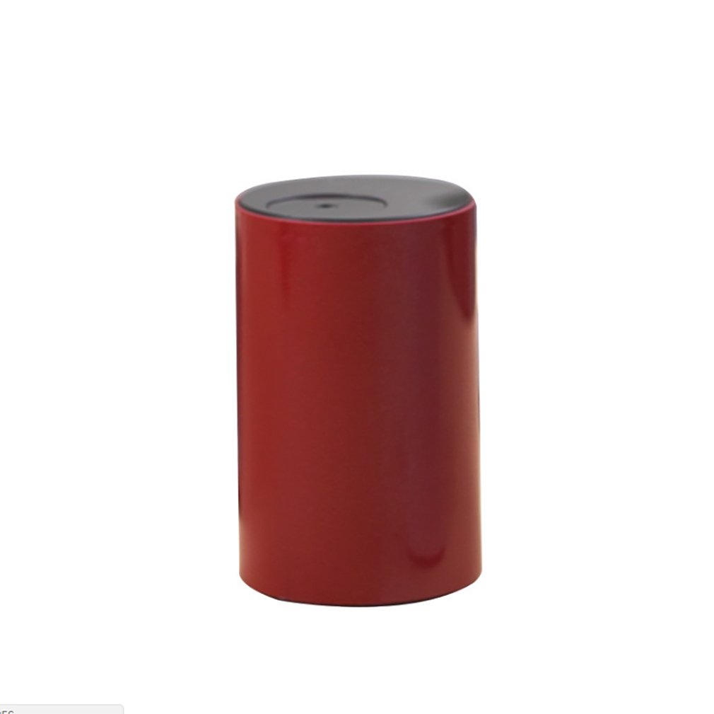 最高の品質の ミニ加湿器車のアロマテラピー浄化器ポータブル車のオイル香気アトマイザーUSBオートシャットオフ多機能アロマ加湿器 (色 (色 : 赤 赤) : 赤 B07GGS61KS, ニラサキシ:03fd339b --- ciadaterra.com