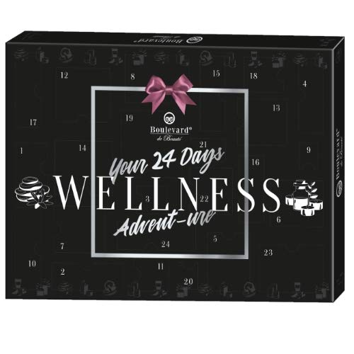Super Wellness Adventskalender Sweet Rose Beauty Surpris 24 teilig (e673) WoW Cosmelux