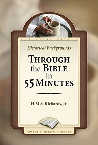 Through the bible in 55 minutes kindle edition by hms richards through the bible in 55 minutes by richards hms fandeluxe Gallery