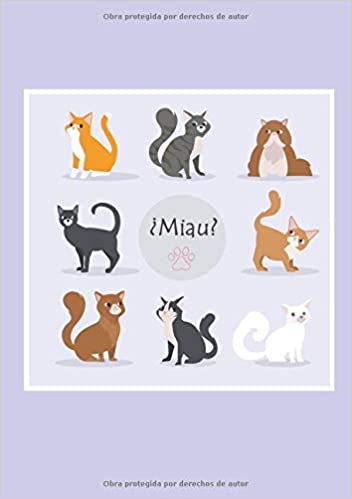 Libretas de Puntos: Cuadernos con Puntos, Cuaderno A5 Puntos, Cuaderno Dot, Cuaderno Dot Grid - Cuaderno Gato #25 - Tamaño: A5 (14.8 x 21 cm) - 110 . ...
