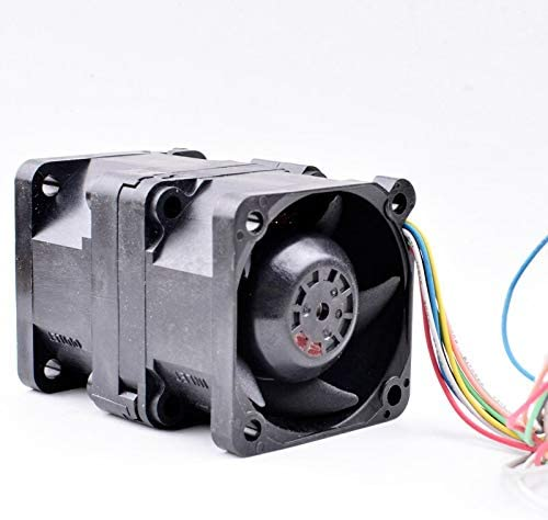 Brand new original R40W12BHCA-07J23 4cm 40x40x56mm 4056 DC12V 0.95A Server cooling fan
