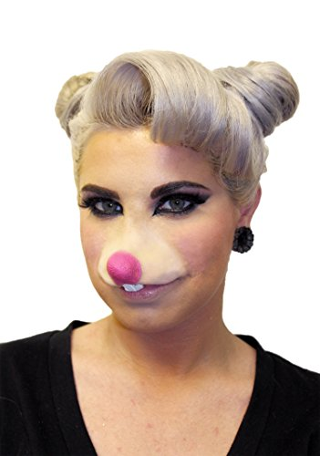 [Woochie by Cinema Secrets Mouse Nose Latex Small Appliance, Multi, One Size] (Mouse Costume Makeup)