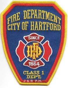 (Hartford - 1864 Fire Dept, Connecticut (4
