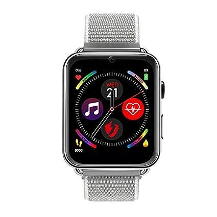 Amazon.com: LEMFO LEM10 Smart Watch Support SIM Card & 2MP ...