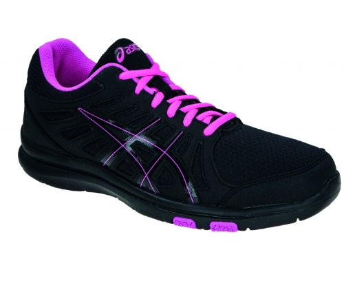 Ayami Training Black Cross Shoes Women's Shine Asics qw6dcCAA