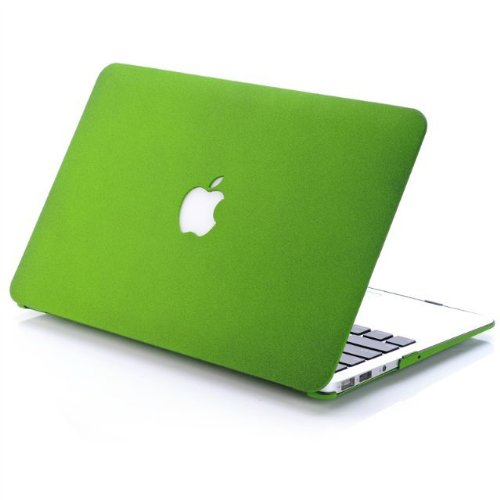 HQF Snap on Cover Quicksand matte Hard Shell Case for Apple 11-inch MacBook Air 11.6