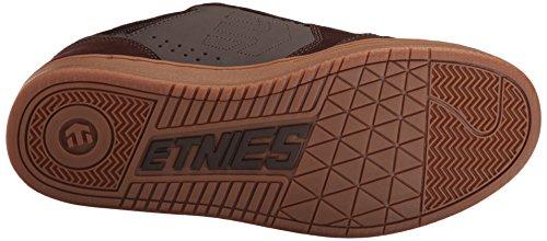 Etnies Swivel Skate Schuh Braun / Gum