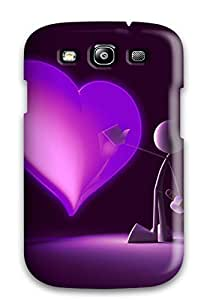 Irene R. Maestas's Shop 6629852K12998615 Premium Galaxy S3 Case - Protective Skin - High Quality For Friendship Loves