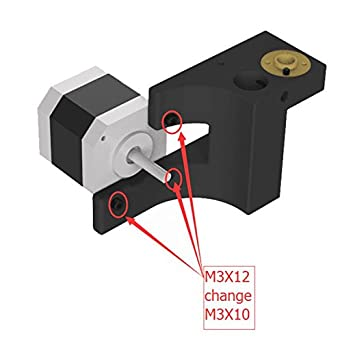 Anycubic M3 x 10 mm tornillos de hexágono interior para ...