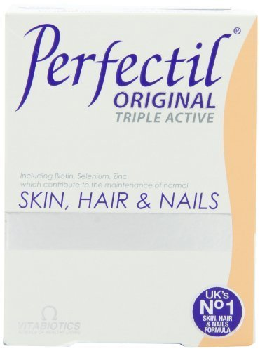 Vitabiotics Perfectil Tablets Healthy Skin, Hair and Nails - 30 Tablets by Perfectil