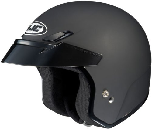 low profile 3 4 motorcycle helmet - 3