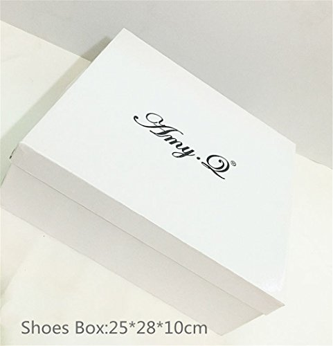 EU38 Sexy Stiletto Sandals Wedding Gold Bride 46 Silver CLOVER Heel A High Ladies PU LUCKY Heel Open Women Party Shoes Gold Girls Toe Uw0qR