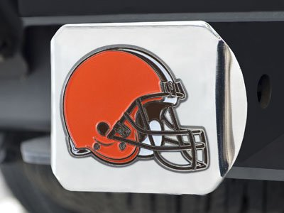 FANMATS 22549 Hitch Cover (Cleveland Browns)