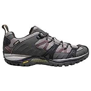 Merrell Siren Sport Gore Tex Womens Walking Shoes UK 8 Dark Grey