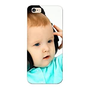 Ellent Iphone 6 Plus Case Tpu Cover Back Skin Protector Music Is My Life For Lovers