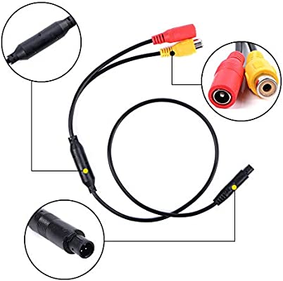 5 Pin Backup Camera Cable Wiring Diagram - Database ...