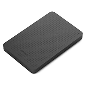 Buffalo MiniStation 500 GB USB 3.0 Portable Hard Drive (HD-PCF500U3B)