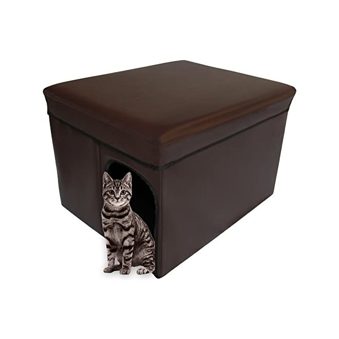 cat box furniture