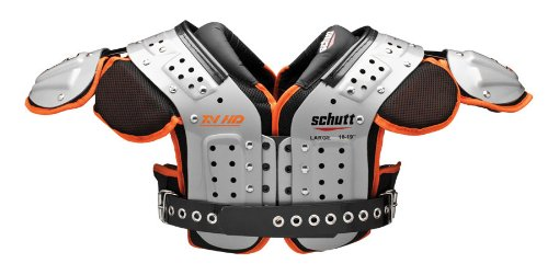 Z-cool Shoulder Pad (Schutt Sports Varsity XV HD OL/DL Shoulder Pad, Medium)