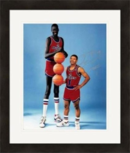 49d7b5649 Image Unavailable. Image not available for. Color  Muggsy Bogues autographed  ...
