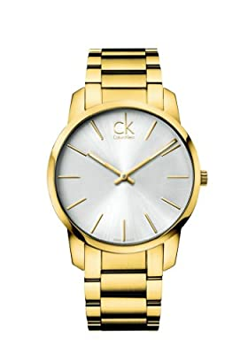 Calvin Klein City Men's Quartz Watch K2G21546
