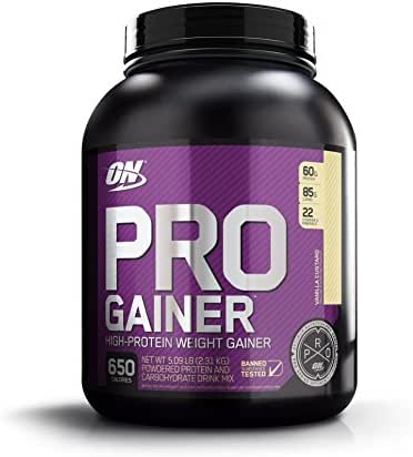 Protein & Meal Replacement: Optimum Nutrition Pro Gainer