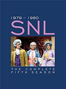 Saturday Night Live: The Complete Fifth Season [Import]