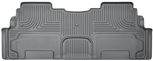 (Husky Liners 19212 WeatherBeater Grey Second Seat Floor Liner by Husky Liners)