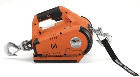 WARN 685005 PullzAll 24V DC Cordless Electric Pulling Tool on