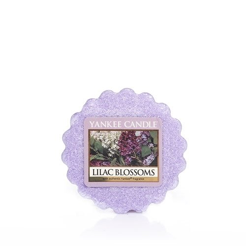 Candle Tulip Wax - Yankee Candle Lilac Blossoms Tarts Wax Melts, Floral Scent