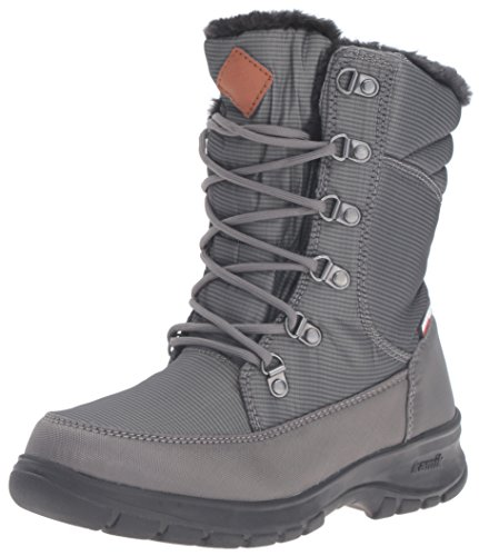 - Kamik Women's Bronx Snow Boot, Charcoal, 10 M US