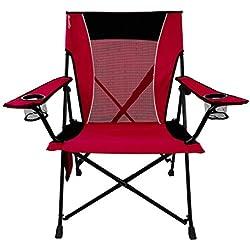 Kijaro Dual Lock Folding Chair (Red Rock Canyon)