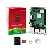 LoveRPi Raspberry Pi 3 B+ 8GB Raspbian Quick Start Kit