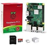 LoveRPi Raspberry Pi 3 B+ 8GB Quick Start Kit