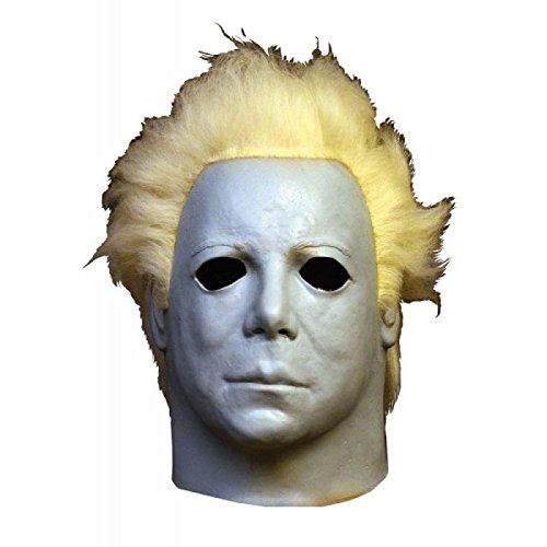 Trick or Treat Studios Men's Halloween Ii-Ben Tramer Mask, Multi, One Size]()