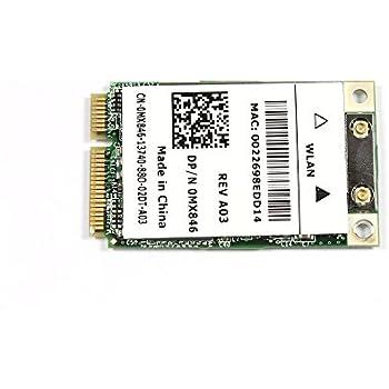 Driver: Dell Studio Desktop DW1505 WLAN